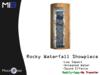 [MB3] Rocky Waterfall Showpiece