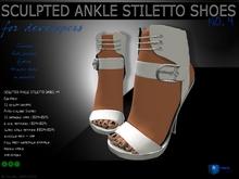 Sculpt full perm heel hankle stiletto 4 for shoes designers 1.0