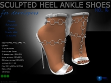 Sculpt full perm heel ankle shoes 16 for shoes designers