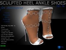 Sculpt full perm heel ankle shoes 16 for shoes designers