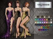 KiB Designs - Jantine Gown FATPACK