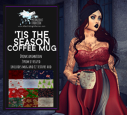 ::AMF:: Tis The Season Coffee Mug GIFT
