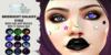 ::AMF:: Midnight Galaxy Mesh Eyes