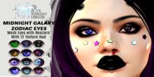 ::AMF:: Midnight Galaxy Zodiac Mesh Eyes