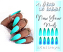 FREE GIFT .:Bad Rabbit:. New Year Nails (Maitreya)