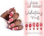 FREE GIFT .:Bad Rabbit:. Valentine's Nails (Maitreya)