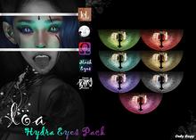::Loa:: Hydra Eyes Pack~LeLutka/OMEGA/Mesh/BOM~