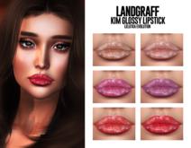 Landgraff - Kim Glossy Lipstick (Lelutka Evolution 2.5)