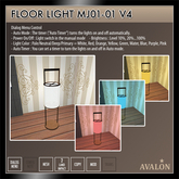AVALON : Floor Light MJ01-01