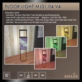 AVALON : Floor Light MJ01-04
