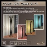 AVALON : Floor Light MM05-01