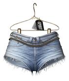 SPIRIT - Osoka shorts [LIGHTBLUE]