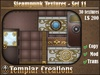 Steampunk textures set 11 advert