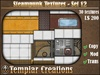 Steampunk Textures - Set 12