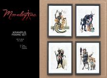 Moonley Inc. - Krampus Frame Set