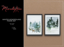 Moonley Inc. - Winter Wonderland Frame Set