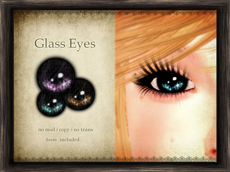 [ROLY-POLY]GlassEyes00 (charcoal)