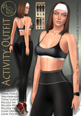 ***ArisArisB&W~Activity Outfit~HUD