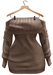 BUENO-Lexi Sweater Dress-Beige