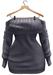 BUENO-Lexi Sweater Dress-Lavender