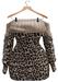 BUENO-Lexi Sweater Dress-Leo