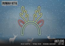 Rumah Kita - Antlers accessory