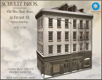 Old New York: 41 Front St. BIS