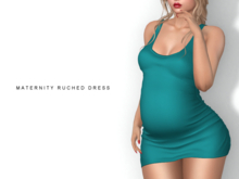 Maternity Ruched Dress FATPACK