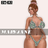 OX Apparel - MaryJane - Bikini // KUPRA