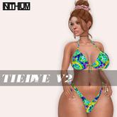 OX Apparel - TieDye V2 - Bikini // KUPRA
