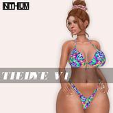 OX Apparel - TieDye V1 - Bikini // KUPRA