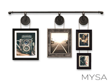 Industrial Pictures Frames