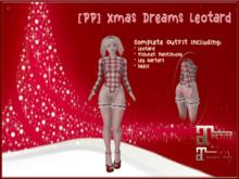 [Petite Pastels] Xmas Dreams Leotard Outfit ~ Mait+Petite