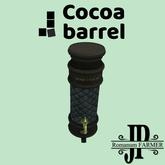 Cocoa Barrel [G&S]