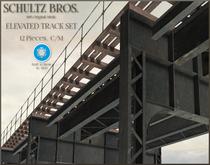 [Schultz Bros.] Elevated Tracks Set
