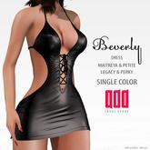 [ADD] Beverly Dress - BlackC