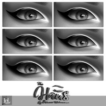 .:the-HAUS:. Sammy HD Eyeshadow (LeL) 2.5 DEMO