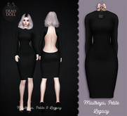 DEAD DOLL - Zara II Mid - Black