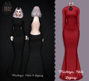DEAD DOLL - Zara II Gown - Red