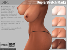 *KUNDALA* Stretch Marks - Kupra BOX (wear)