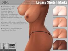 *KUNDALA* Stretch Marks - Legacy BOX (wear)