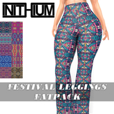 OX Apparel - Festival Leggings - FATPACK