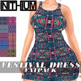 OX Apparel - Festival Dress / FATPACK