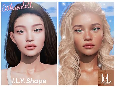 littleaxolotl_ILY Shape (Lelu Evo Lilly 2.5)