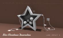 SIGMA/ Star Christmas Decoration (full permissions)
