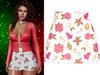 !PCP :: Mariah Skirt [Xmas Flower]