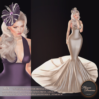 .:FlowerDreams:. Ava Gown Demo