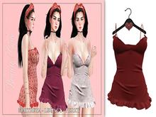 *Beauty Code* - Dress Stefanie - Red