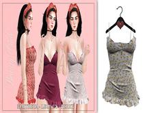 *Beauty Code* - Dress Stefanie - Pattern White