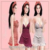 *Beauty Code* - Dress Stefanie - FATPACK
